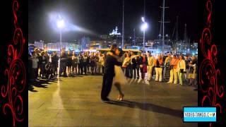 Rue du Tango Marseille, Denise et Thierry Guardiola, Milonga