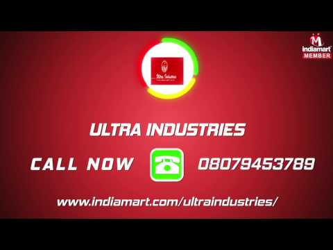 Commercial Kitchen And Catering Equipment By Ultra Industries, Mumbai