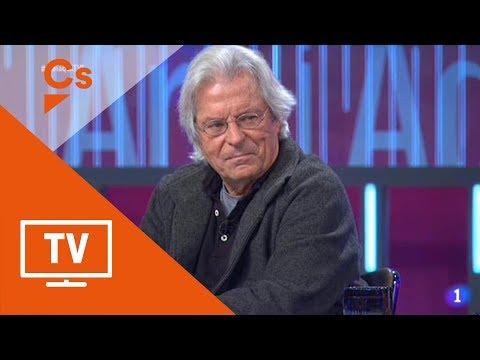 """Javier Nart. Intervenciones en el debate """"Aqui i Ara"""" de TVE-Cataluña"""