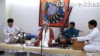 Raag Jhinjhoti (Rare) | Pt. Ajay Pohankar |  Bazm e Khas | live baithak