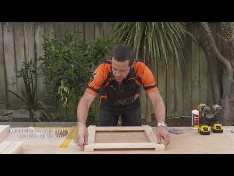 How to Build Trestle Legs   Mitre 10 Easy As