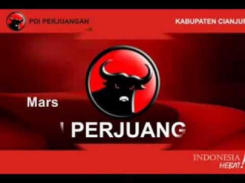 Mars PDI PERJUANGAN