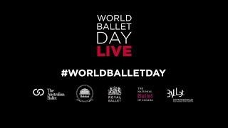 Международный день балета 2017 – Трейлер / World Ballet Day 2017 Trailer – 5 October