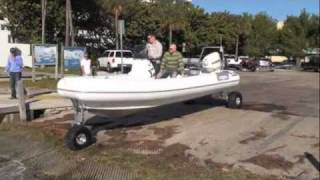Lab - Project Wet Wheels - Amphibian Boat In Miami Wakedoo Laboratories