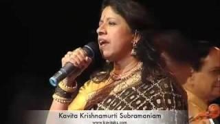 Kavita Krishnamurti Subramaniam - Aye Watan Tere Liye