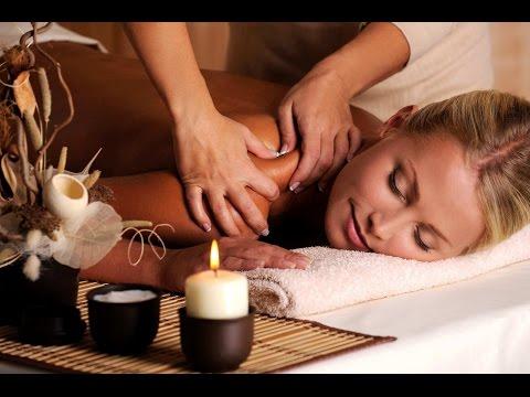 Видео уроки лечебного массажа спины - видеоурок 1, видеоурок 2
