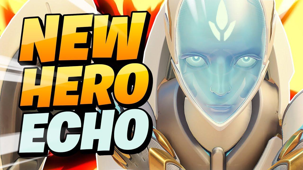 Download OVERWATCH NEW HERO ECHO