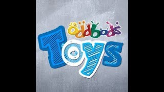 Check out Oddbods at Target!