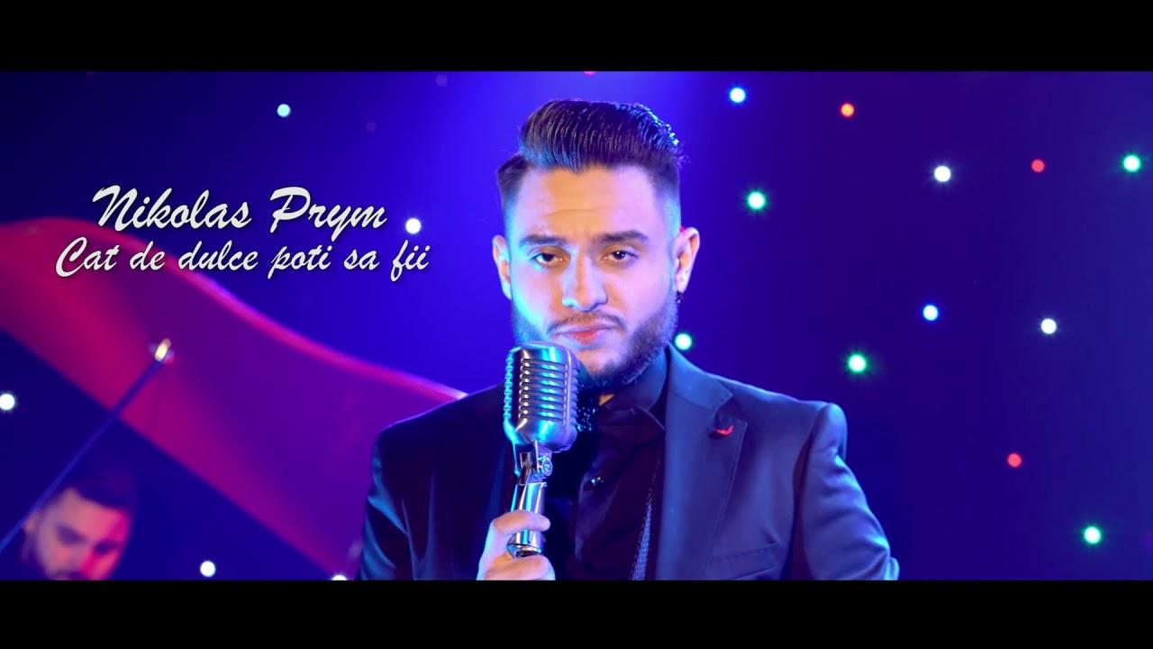 Nikolas Prym - Cat de dulce poti sa fii (Live Track)