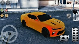 Real Car Parking 2 : Driving School 2018 - Chevrolet Camaro  - Araba Oyunu - Android Gameplay FHD