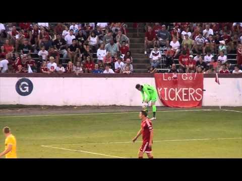Richmond Kickers vs Crystal Palace F.C. | July 28, 2014