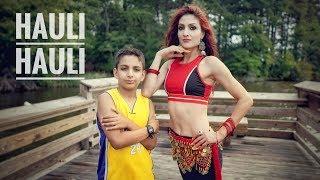 Check out my latest dance on Hauli Hauli .... Song - Hauli Hauli Si...