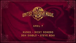 United Through Music - Week 2 - Tomorrowland