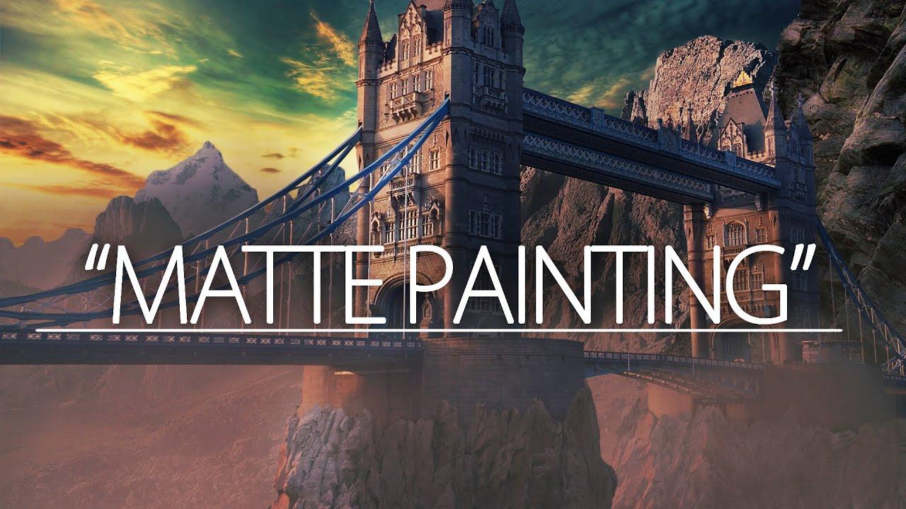 Photoshop manipulation tutorial matte painting tutorial for Matte painting
