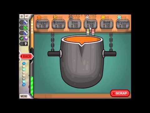 Jacksmith Armor Games 6   Новый топорище