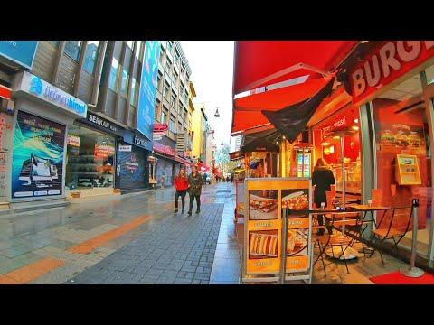 Kadıköy | Çarşı | Istanbul Turkey 🇹🇷 [4K]