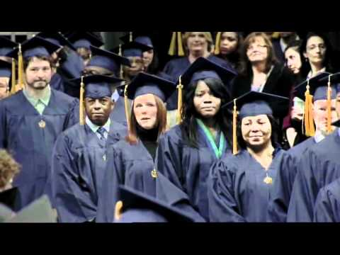 WGU Online College Graduation - February 2012 Commencement Processional