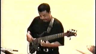 Cecil McBee Jr. Bass Solo On All Blues