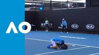 Daniel Evans vs. Yoshihito Nishioka - Match Highlights (R2) | Australian Open 2020 thumbnail