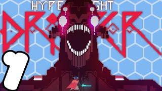 Let's Play Hyper Light Drifter Gameplay Part 1