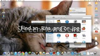How to set Hard Disk Icons | Mac OS X