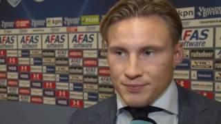 Video Gol Pertandingan AZ Alkmaar vs PEC Zwolle
