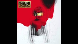 rihanna love on the brain audio