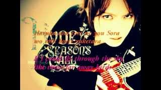 Gambar cover Hyde- Seasons Call Lyric Video (Eng)