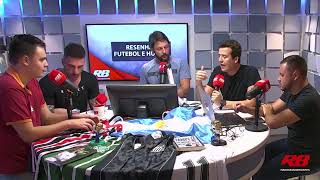 Resenha, Futebol E Humor - 16/04/2019