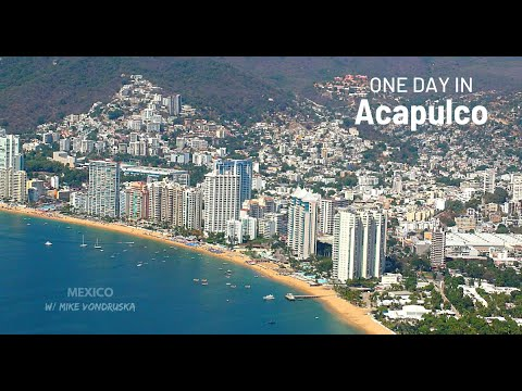 My Day in Acapulco Mexico