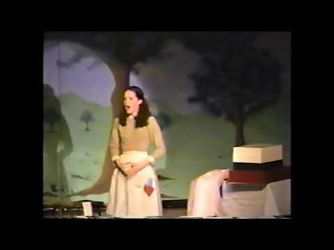 Cinderella - Mansfield Christian School 1996