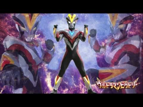ultraman victory no uta female voice version