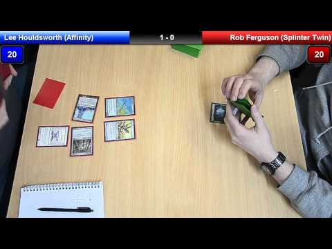Scythe & Teacup MTG GPT Turin Final 12/02/2012 - Lee Houldsworth vs Rob Ferguson