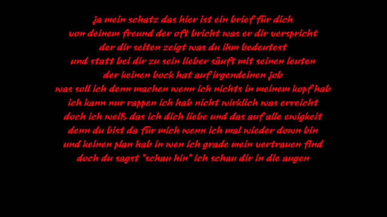 Gio-Schatz ich liebe dich ( Lyrics ) - YouTube