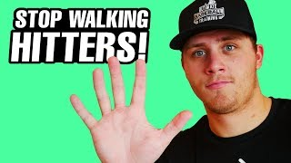 5 Pitching Tips T๐ Control Your Pitches And Stop Walking Hitters