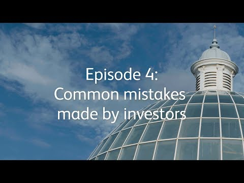 Joffy's Journal: Common mistakes made by investors