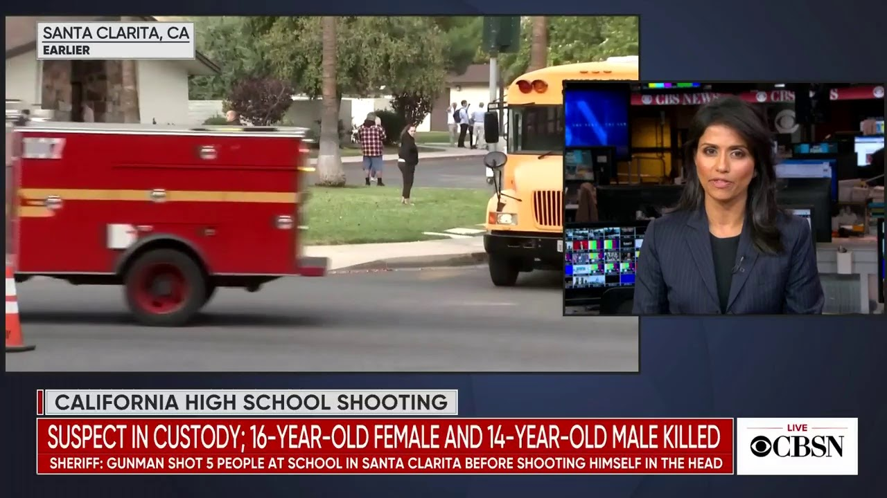 Why did Santa Clarita shooter open fire? Detectives search for motive
