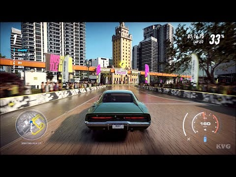 Need for Speed Heat - Dodge Charger 1969 Gameplay (PC HD) [1080p60FPS]