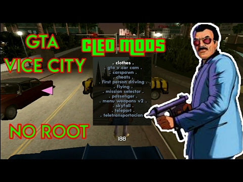 gta vice city cheat menu mod download for pc
