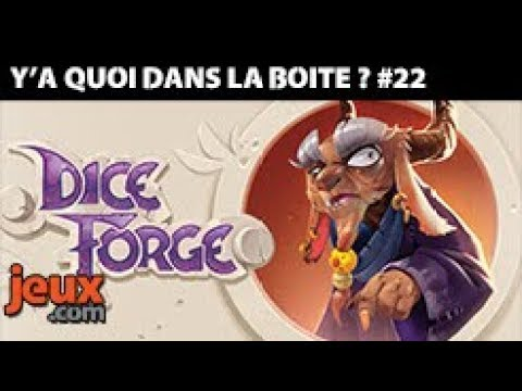 Dice Forge - Unboxing