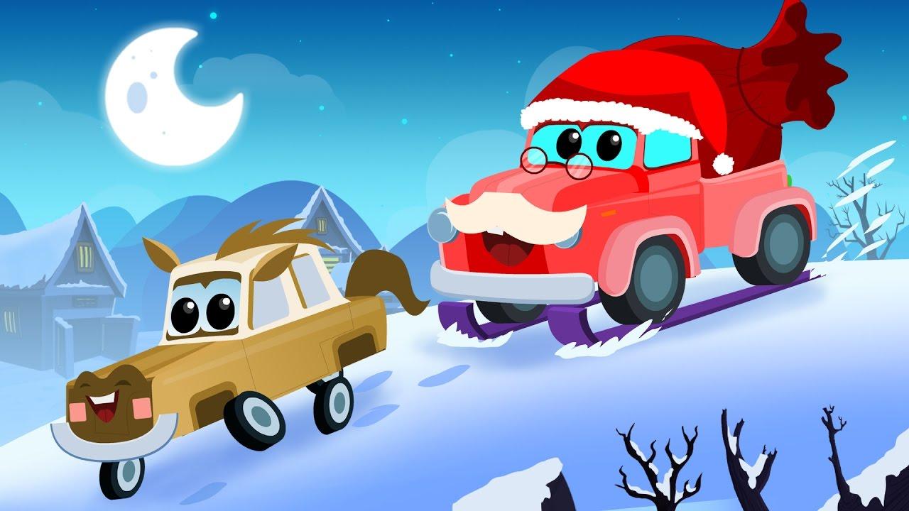 zeek and friends jingle bells car rhymes for children