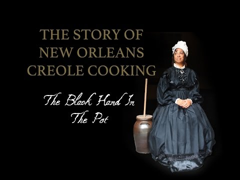 STORY OF NEW ORLEANS CREOLE COOKING - SHORT