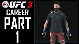 EA Sports UFC 3 (FULL GAME) - Career - Let