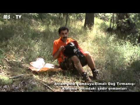 Avlan Gölü Çamkuyu/Elmalı Dağ Tırmanışı - Antalya - TODOSK