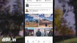 Facebook's latest update gives you a more personalised news feed