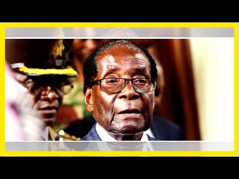 Mugabe gets us$10m exit package - the zimbabwe independent