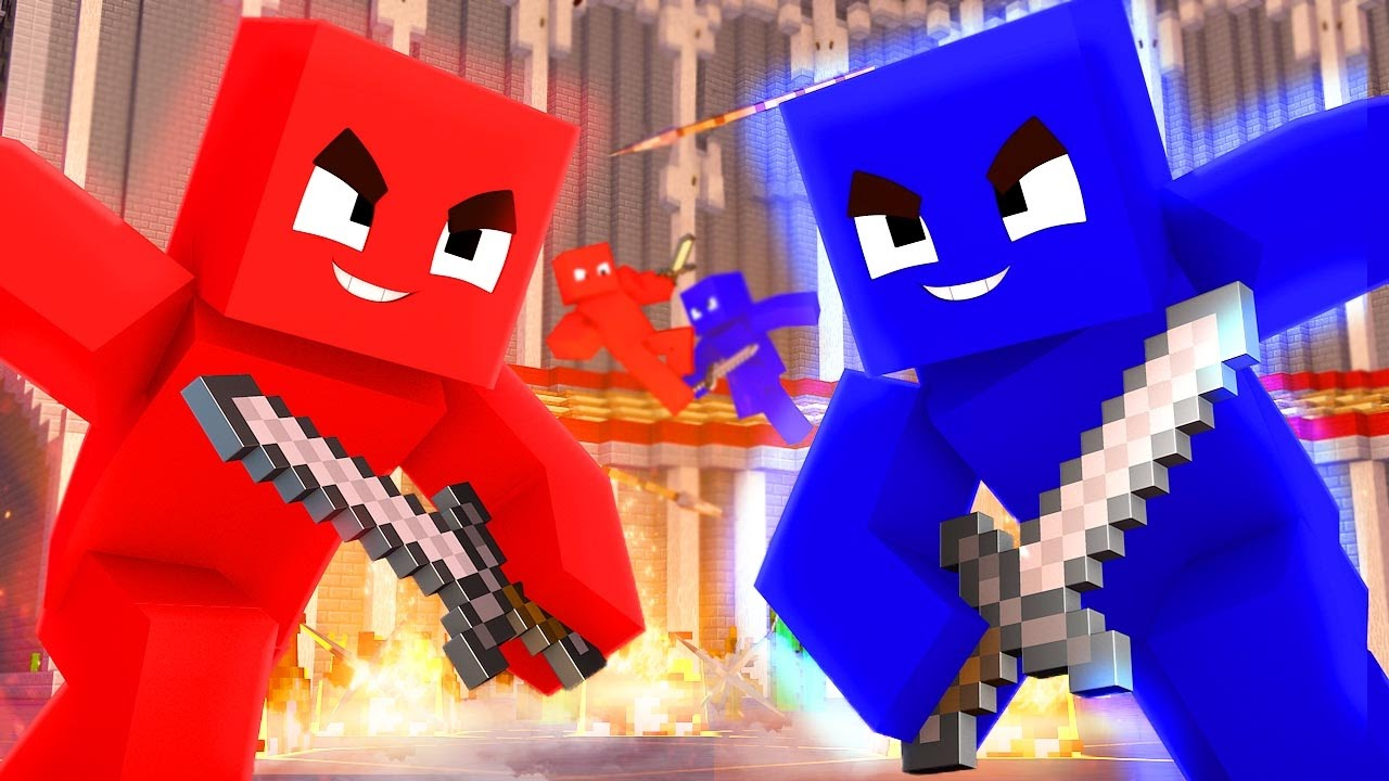 Minecraft Totally Accurate Battle Simulator! - YouTube