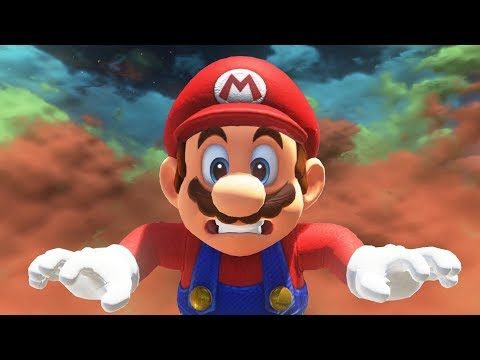 Super Mario Odyssey - Top 5 Impossible Jumps