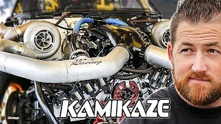 KAMIKAZE TAKES OUT KYE KELLEY'S SHOCKER AND WARBIRD! LUMINASTY GETS REVENGE! NO PREP KINGS RT66!