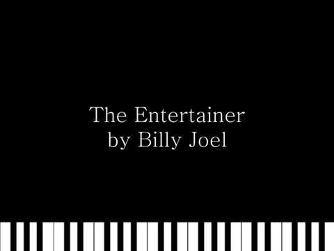 The Entertainer Billy Joel Lyrics